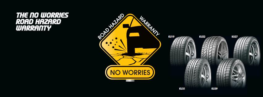 Kumho Roadhazard Warranty